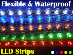 your led stripes